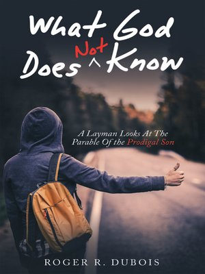 cover image of What God Does Not Know