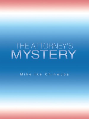 cover image of The Attorney's Mystery