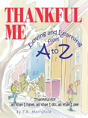 cover image of Thankful Me
