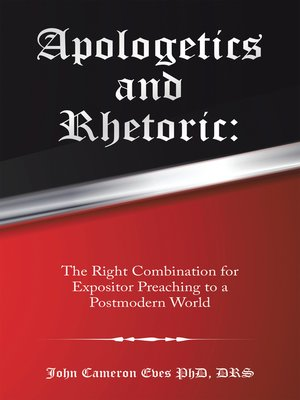 cover image of Apologetics and Rhetoric