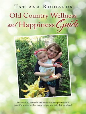 cover image of Old Country Wellness and Happiness Guide