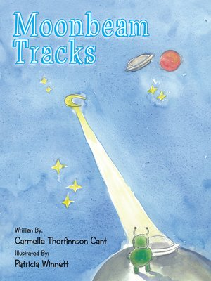 cover image of Moonbeam Tracks