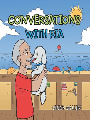 cover image of Conversations with Pia