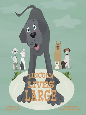 cover image of Lincoln Lives Large