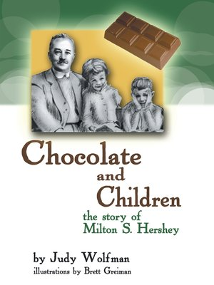cover image of Chocolate and Children