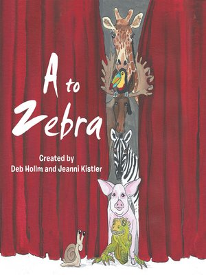 cover image of A to Zebra