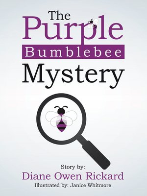 cover image of The Purple Bumblebee Mystery