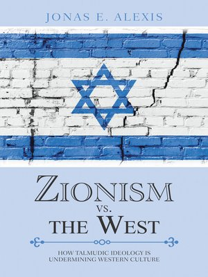 cover image of Zionism Vs. the West