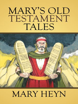 cover image of Mary'S Old Testament Tales