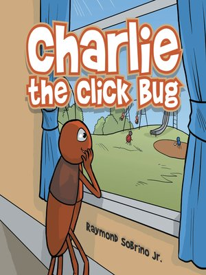 cover image of Charlie the Click Bug