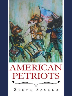 cover image of American Petriots