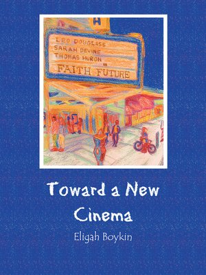 cover image of Toward a New Cinema