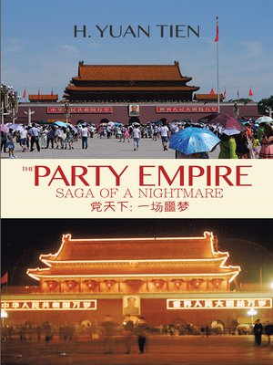cover image of The Party Empire