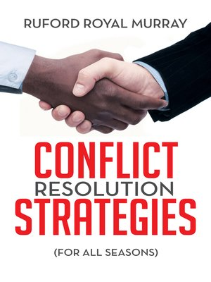 cover image of Conflict Resolution Strategies