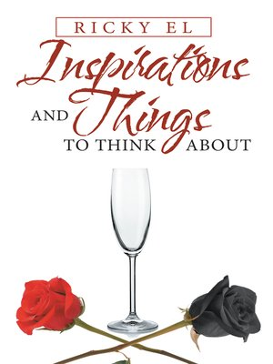 cover image of Inspirations and Things to Think About