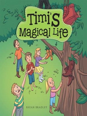 cover image of Timi'S Magical Life