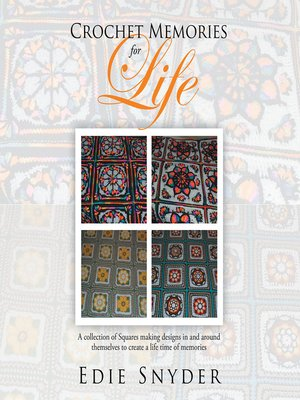 cover image of Crochet Memories for Life