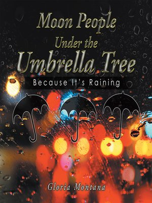 cover image of Moon People Under the Umbrella Tree