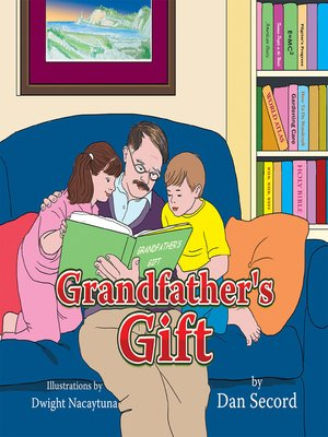 cover image of Grandfather's Gift
