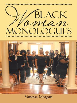 cover image of Black Woman Monologues