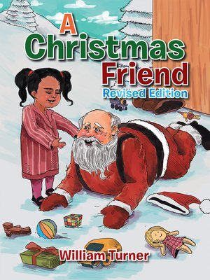 cover image of A Christmas Friend