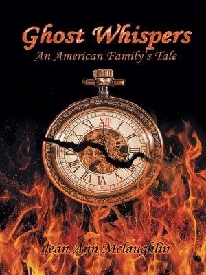 cover image of Ghost Whispers