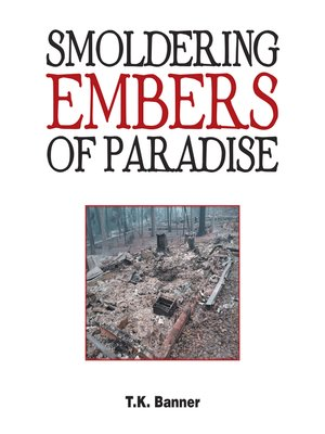cover image of Smoldering Embers of Paradise