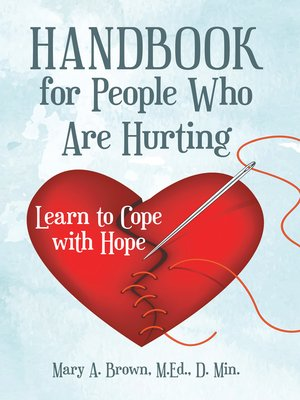 cover image of Handbook for People Who Are Hurting