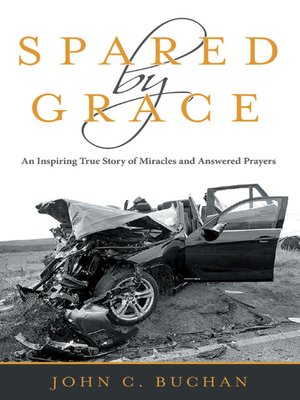 cover image of Spared by Grace