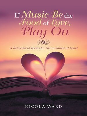 cover image of If Music Be the Food of Love, Play On