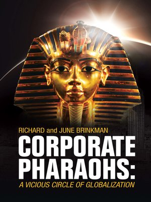 cover image of Corporate Pharaohs