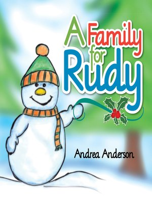cover image of A Family for Rudy