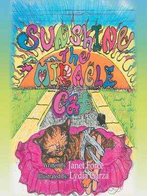 cover image of Sunshine the Miracle Cat