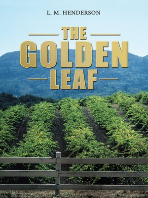 cover image of The Golden Leaf