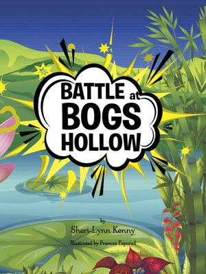 cover image of Battle at Bogs Hollow