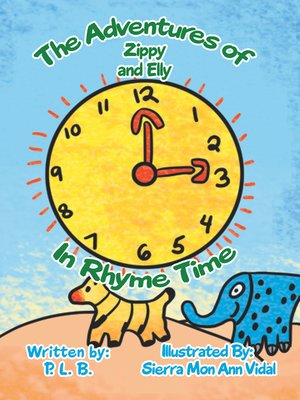 cover image of The Adventures of Zippy and Elly
