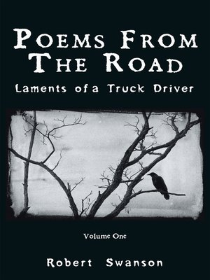 cover image of Poems from the Road