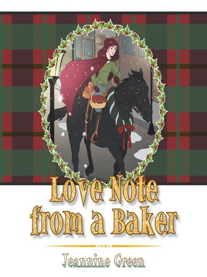 cover image of Love Note from a Baker
