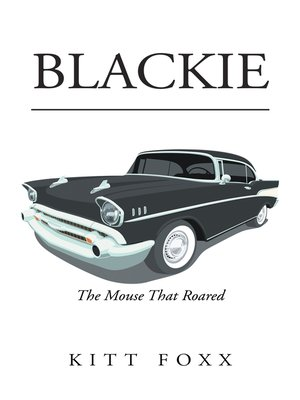 cover image of Blackie