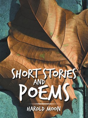 cover image of Short Stories and Poems