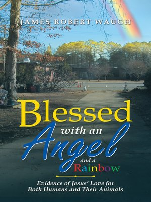 cover image of Blessed with an Angel and a Rainbow