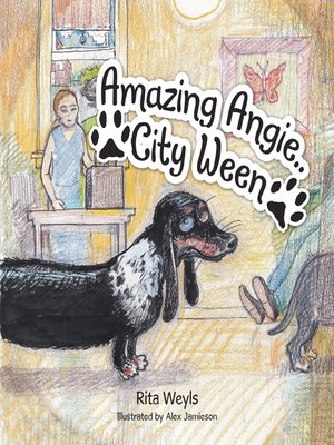 cover image of Amazing Angie..City Ween
