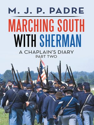 cover image of Marching South with Sherman