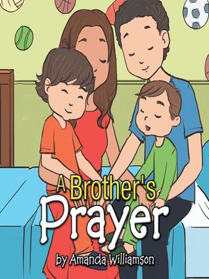 cover image of A Brother's Prayer