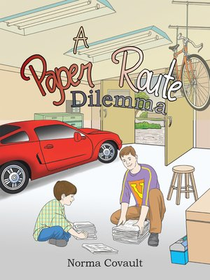 cover image of A Paper Route Dilemma