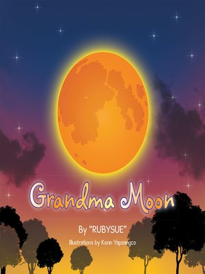 cover image of Grandma Moon