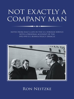 cover image of Not Exactly a Company Man