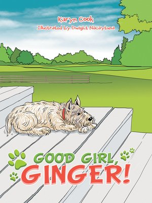 cover image of Good Girl, Ginger!