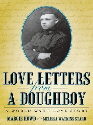 cover image of Love Letters from a Doughboy
