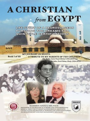 cover image of A Christian from Egypt
